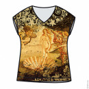 Botticelli's Venus fashion T-shirt