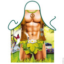 Hippie man apron
