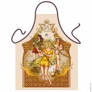 Italian Liberty Rice apron