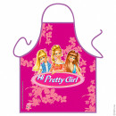 Hi Pretty Girl apron FOR CHILDREN