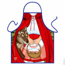 Little Red Riding Hood apron FOR CHILDREN