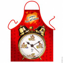 Love time apron