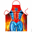 Spicy man apron