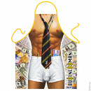 Business man apron