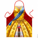 I'm Your Queen apron