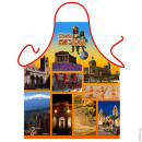 Beautiful Sicily apron