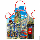 London Tour apron