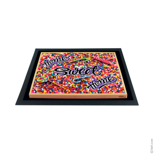 3D DOORMAT Home Sweet Home