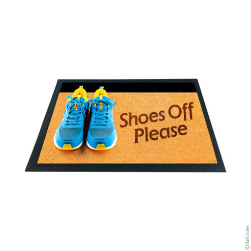 3D DOORMAT Shoes