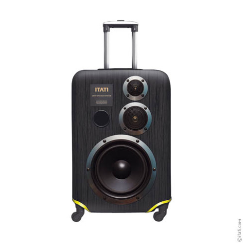 SUITCASE COVER Stereo