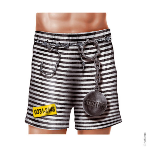 The Prisoner SWIM BOXER