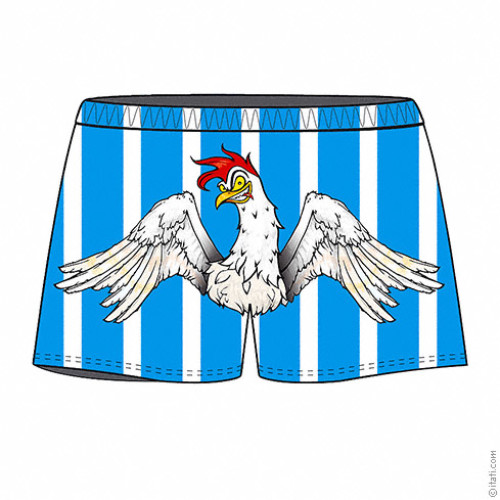 Chicken boxer