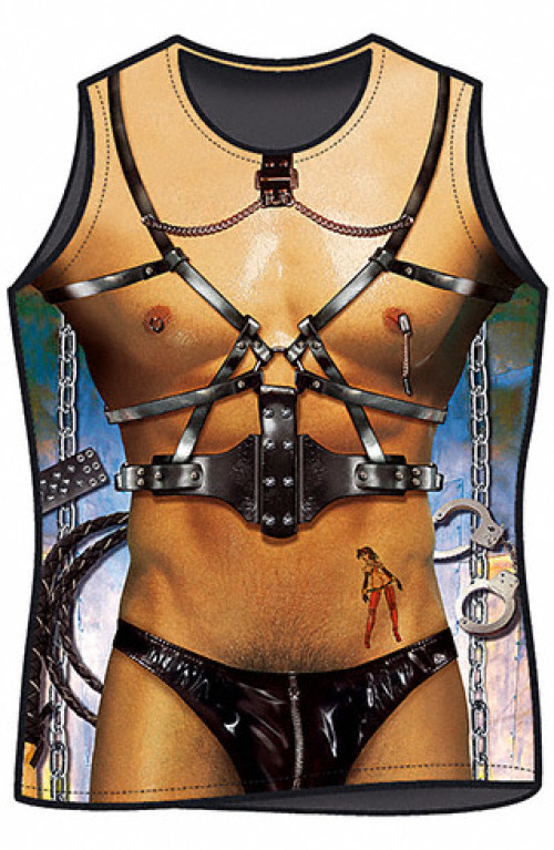 BDSM Slave Man sexy T-shirt