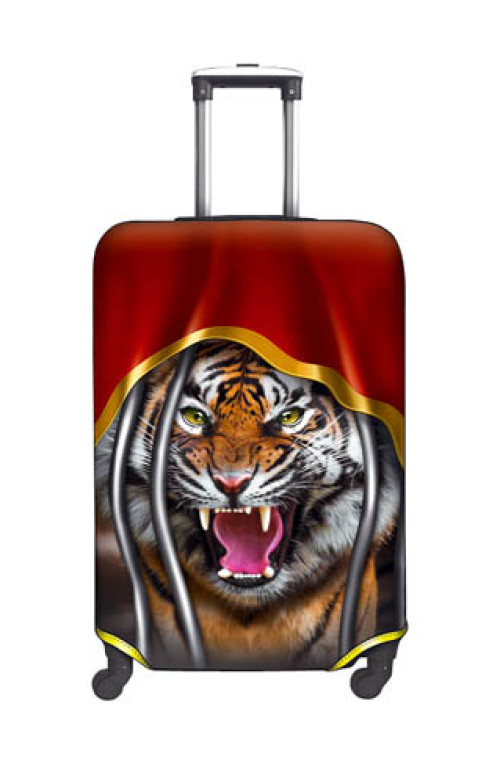 SUITCASE COVER Tiger