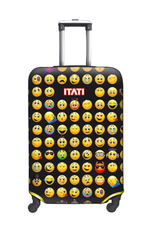 SUITCASE COVER Emoticons
