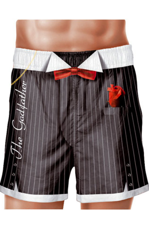 The Godfather SWIM BOXER