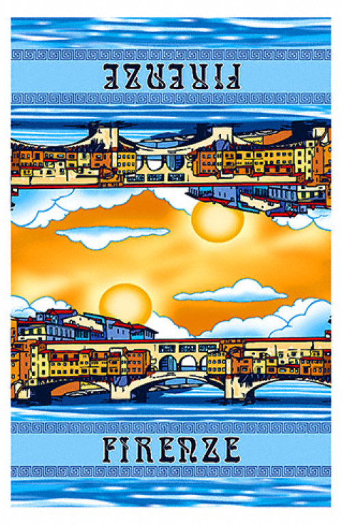 Florence Hand towel 60x90cm